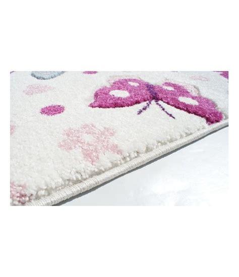 tappeto bianco tappeto bianco con farfalle la cameretta di pippi