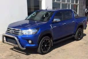 Toyota Electric Car South Africa Toyota Hilux Cab Bakkie Cars For Sale In South