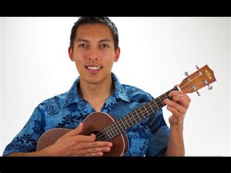 tutorial ukulele hey soul sister how to tune a ukulele mp4 youtube