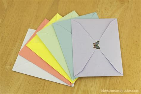 Folding A4 Paper Into Envelope - how to fold a4 paper into an envelope best free home