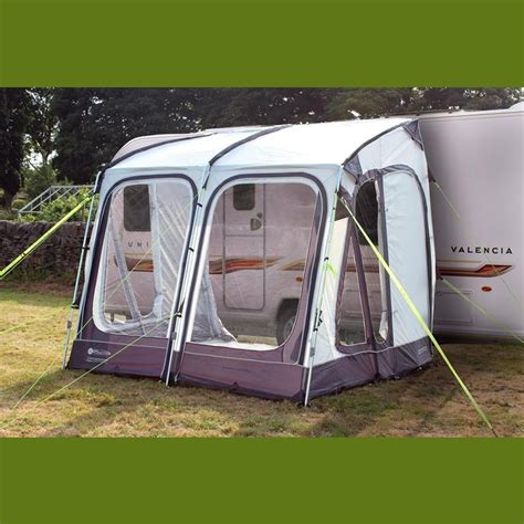 caravan awnings outlet outdoor revolution compactalite classic 250 leisure outlet