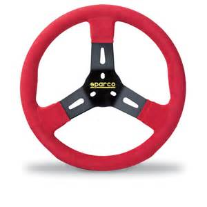 Steering Wheels Go Kart Sparco F320 U Go Kart Steering Wheel Alcantara Carbon Look