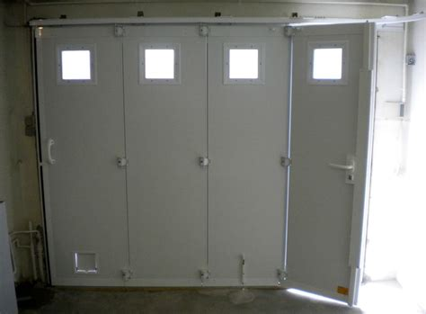 porte garage coulissante construire portail coulissant