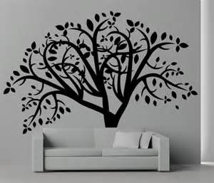 bedroom design ideas women large wall art decor vinyl tree forest decal sticker choose size and