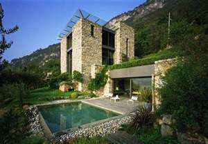 Italy Houses by Rustic House Design On Lake Como Italy Most Beautiful