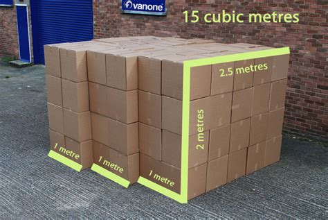 11 to meters see how much stuff you can fit into a 15 cubic metres