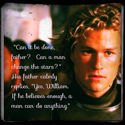 movie quotes knight s tale a knight s tale change your stars quote movies and