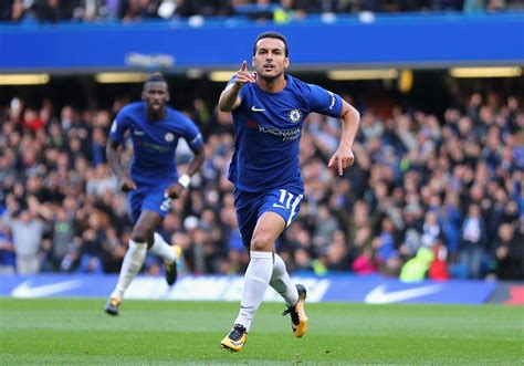 chelsea premier league pedro makes the difference for nigerian manager