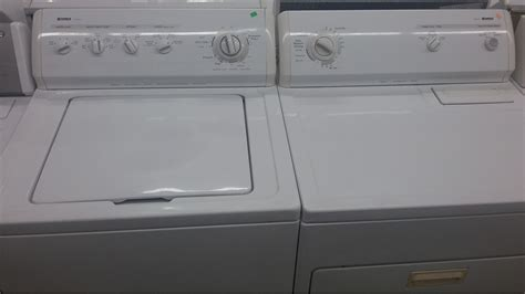 kenmore washer 80 series kenmore 80 series washer w gas dryer set out of stock