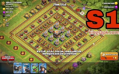 download game coc dual mod apk clash of magic coc privat server mod apk v9 434 4
