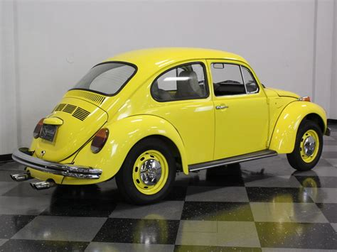 volkswagen super beetle streetside classics  nations trusted classic car