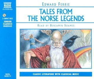 tales from greystone bay books tales from the norse legends edward ferrie audiobook