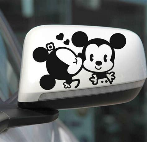 Stiker Mobil Mickey bahan reflektif putih beli murah bahan reflektif putih lots from china bahan reflektif putih