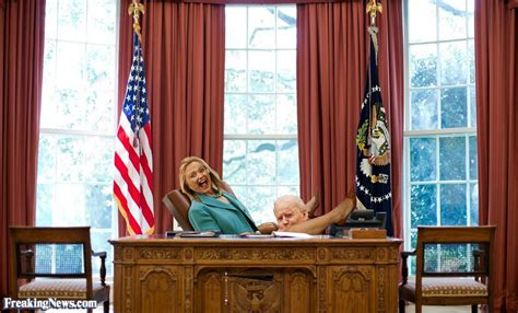 clinton oval office funny revenge pictures freaking news