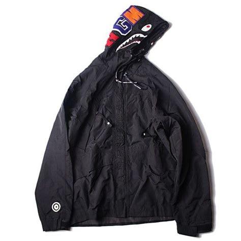 Jaket Parka Hoodie Black best 25 black bape hoodie ideas on