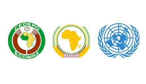 union africaine si鑒e communiqu 233 conjoint cedeao union africaine bureau des