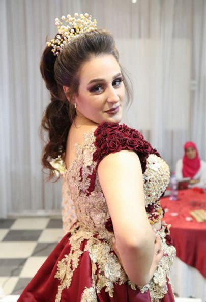 Almira Dress By Hamami photos les plus belles mari 233 es tunisiennes de la saison