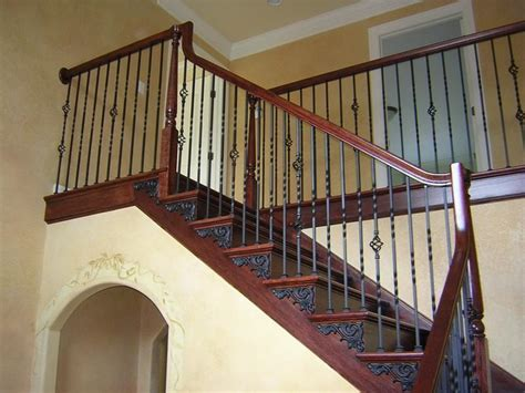 Red Oak Handrail Marvelous Handrail Height Ideal Stair Railing Height In