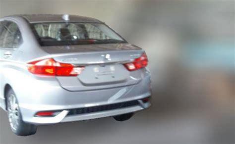Lu Led Mobil Honda City Honda City Facelift Bocor Cocok Pakai Muka Civic