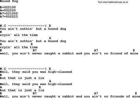 puppy lyrics elvis breeds picture