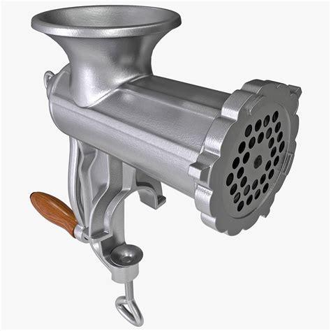 Kitchen Interior Design Software 3d model manual meat grinder