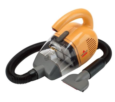 Portable Vacuum Cleaner Bissell 47r51 Cleanview Deluxe Corded Handheld Vacuum Cleaner