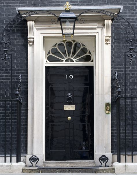 10 downing front door number 10 downing flickr