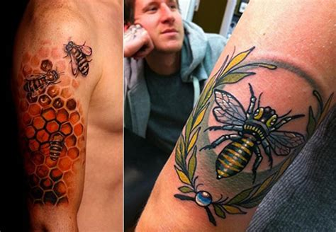 tattoo name honey bee tattoos and designs page 48
