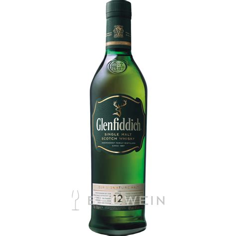 12 in years glenfiddich 12 years 0 7 l beowein mail order