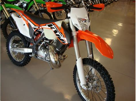 2010 Ktm 200xcw 200xcw Review Autos Post
