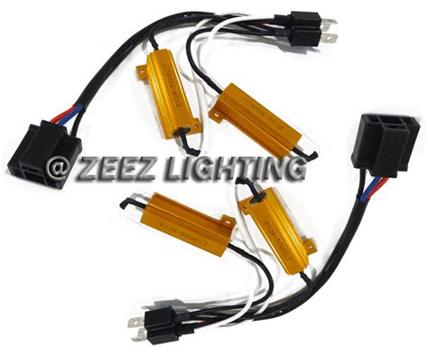 what does a hid resistor do 28 images diy guide for ijdmtoy 9005 led daytime running lights