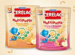 Cerelac Nutri Puff Puffs Nutripuff Nutripuffs all on snack puffs for babies with new promina puffs mini me insights