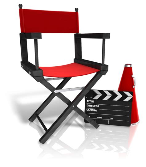 movie director chair clip art how to record your talk blog yogaway