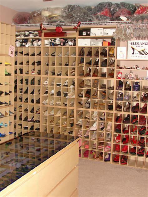 Closet For Shoes by Shoe Organizer For Closet Shoes