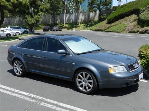 Audi A6 2004 by 2004 Audi A6 Overview Cargurus