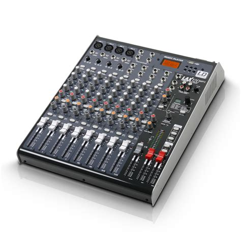 Audio Mixer Necxo Ld 1200m ld systems lax12dusb image 940145 audiofanzine