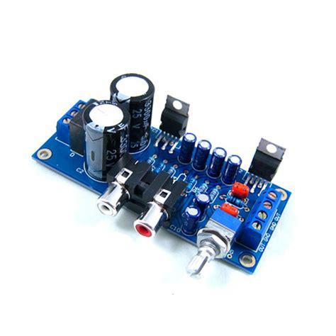 Kit Power Lifier Ocl tda2030a audio power lifier arduino diy kit components ocl 18w x 2 btl 36w