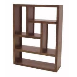Chunky Bookshelves Chunky Wooden Bookcase Shelving Mango 6 Bookcase