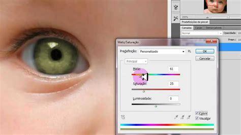 tutorial photoshop cs5 em portugues como colorir os olhos no photoshop cs5 em portugu 234 s