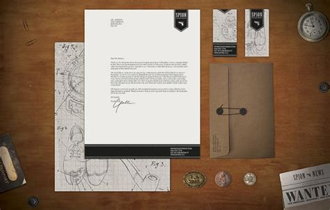 spion identity design  sarah taylor