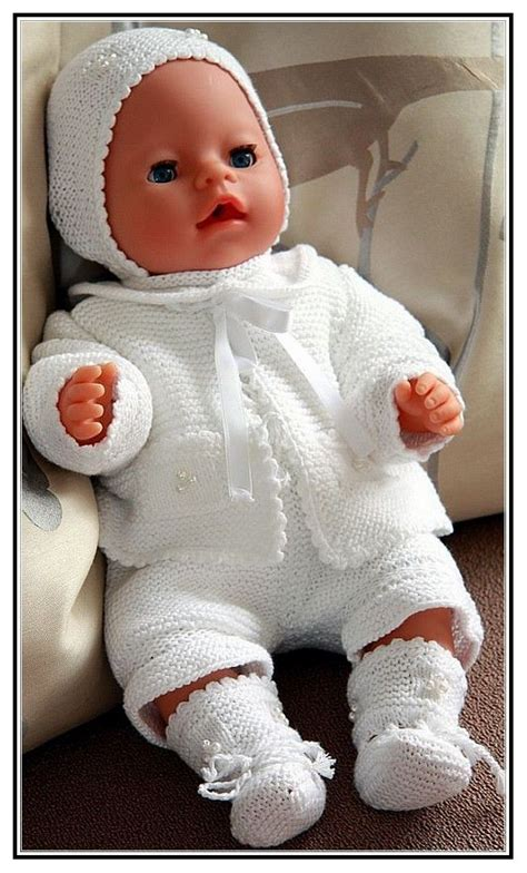 free knitting patterns for dolls clothes to 1000 ideas about crochet doll clothes on