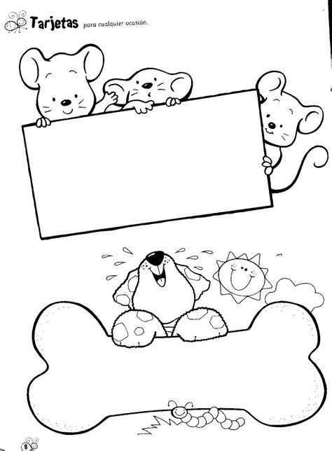 imagenes para colorear jardin de infantes ideas y tarjetas de vacaciones maestra jardinera
