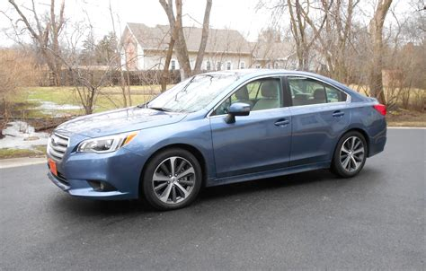 Road Test Review 2016 Subaru Legacy 3 6r Limited