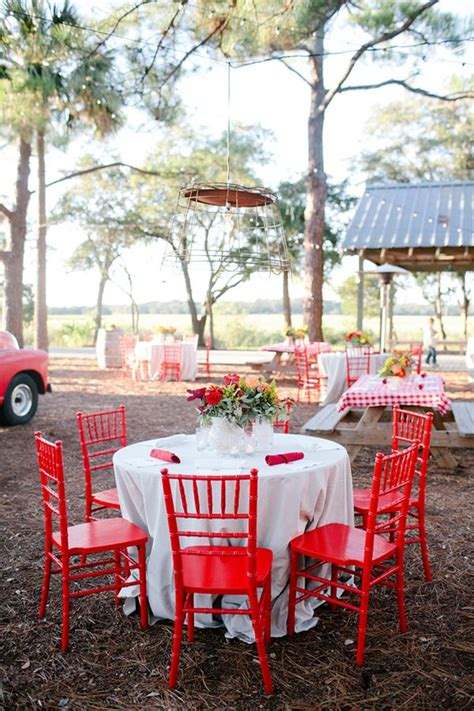 outdoor wedding reception outdoor decoration ideas for rustic weddings