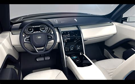 Land Rover Discovery Interior by 2014 Land Rover Discovery Vision Concept Interior 3