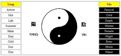 what does the yin yang symbolize the symbolism of yin yang