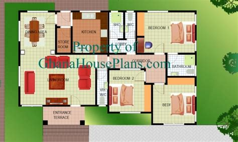 house designs and floor plans in nigeria amazing ghana house plans ghana and nigeria house plan