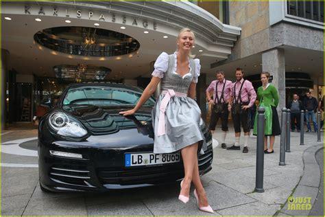 Celebrates 27th Birthday by Sized Photo Of Sharapova Celebrates 27th