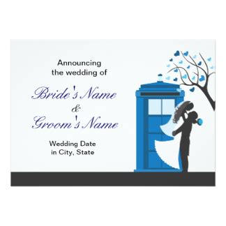 Wedding Announcement Cards Uk by Wedding Invitations Announcements Zazzle Co Uk
