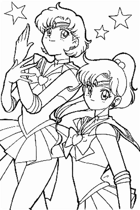 sailor mercury coloring pages az coloring pages